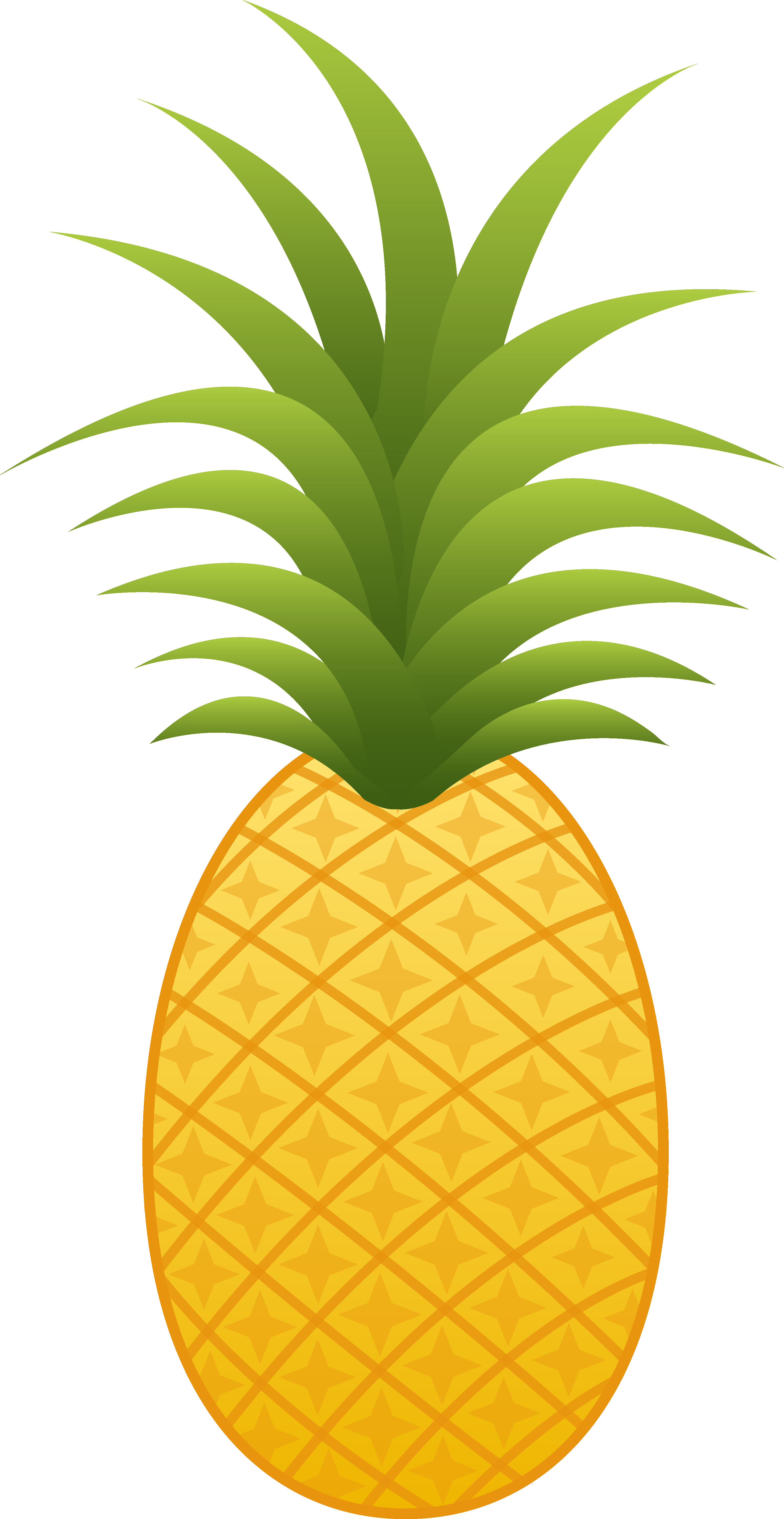 Free Funky Pineapple Clipart Custom - Cliparts and Others Art ..
