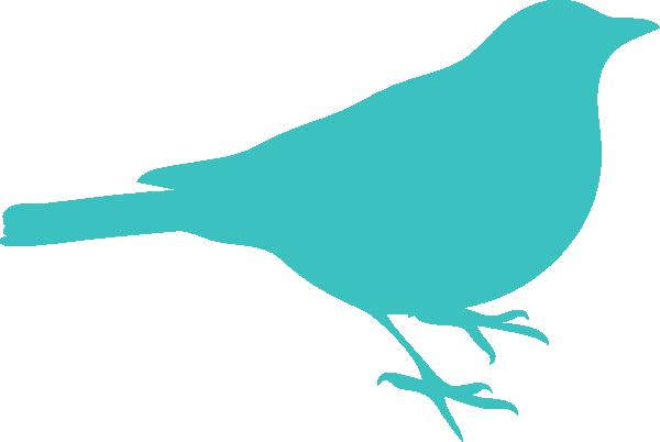 Pink Bird Silhouette Clip Art At Clker Com Vector Clip Art Online