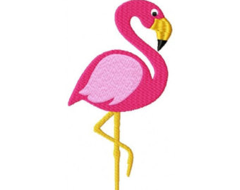 Pink Flamingo Clipart Free Clip Art Images