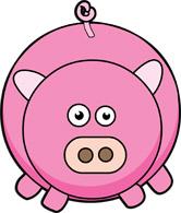 Pink Pig Size: 89 Kb