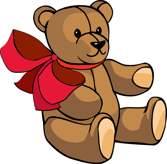 Pink Teddy Bear Clipart Clipart Panda Free Clipart Images