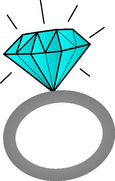 Pink Wedding Ring Clipart ... tiffanys diamond engagement .