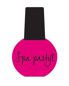 Pink Zebra Boutique Spa Party Clipart Panda Free Clipart Images