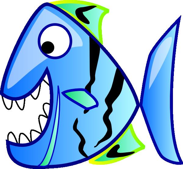 ... Piranha Cartoon - ClipArt Best ...