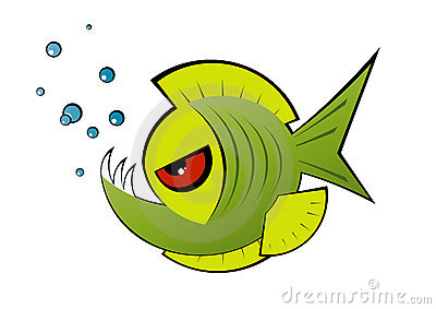 Clipart Piranha Clipart
