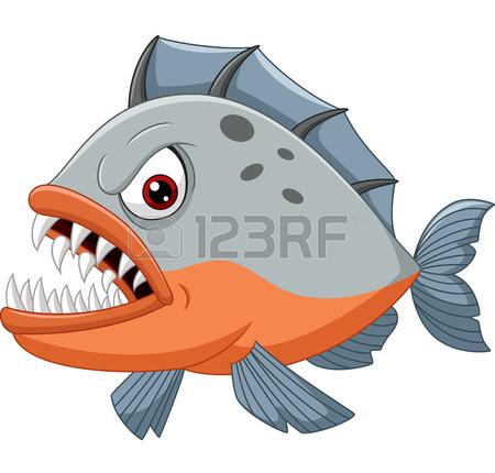 Piranha Clipart · piranha clipart