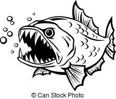 Piranha Clipart 100