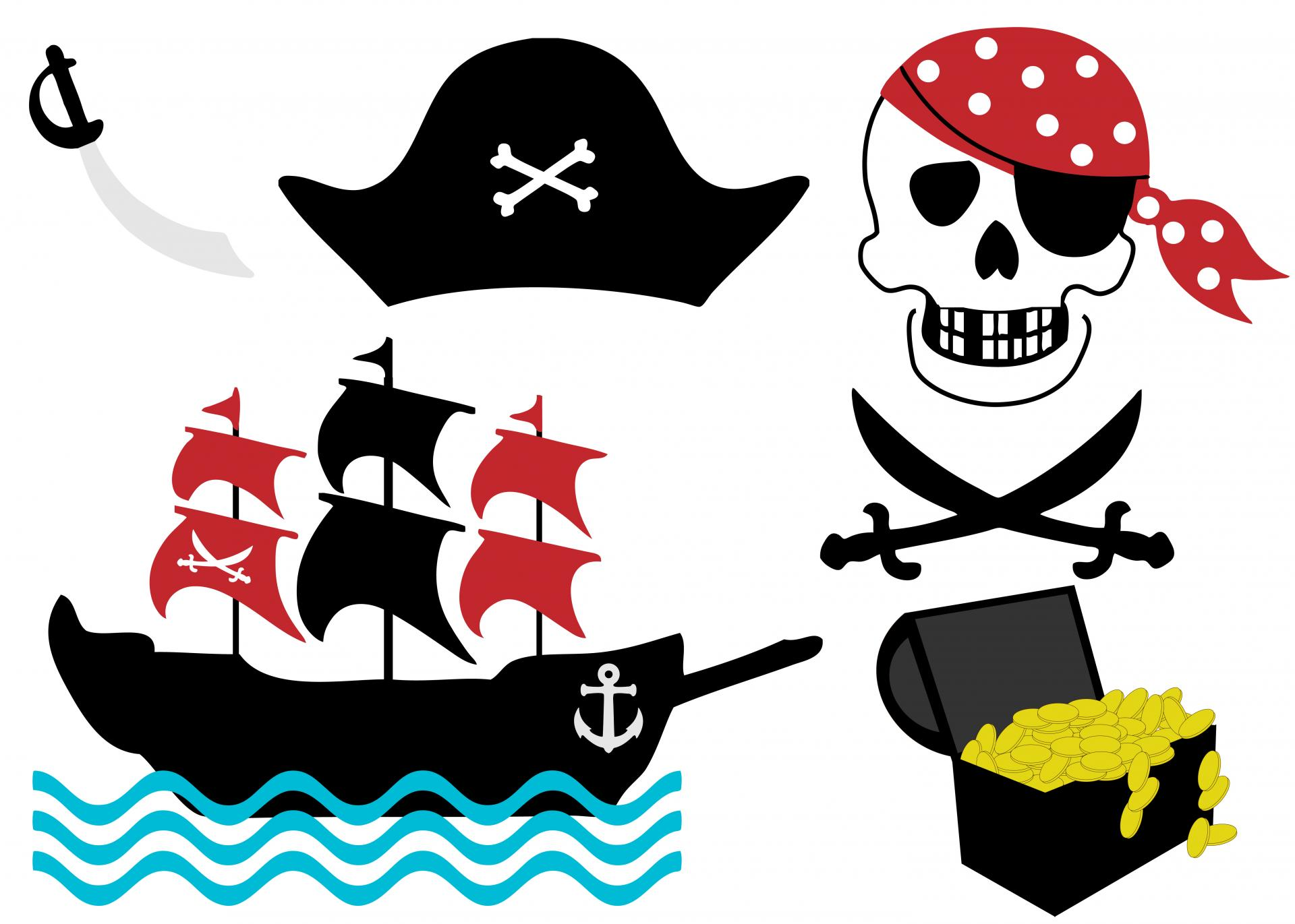 Pirate Clip-art