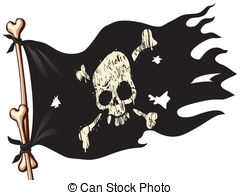 Pirate flag Clip Artby hdclipartall.com