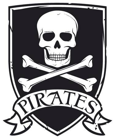 pirate symbol emblem coat of arms