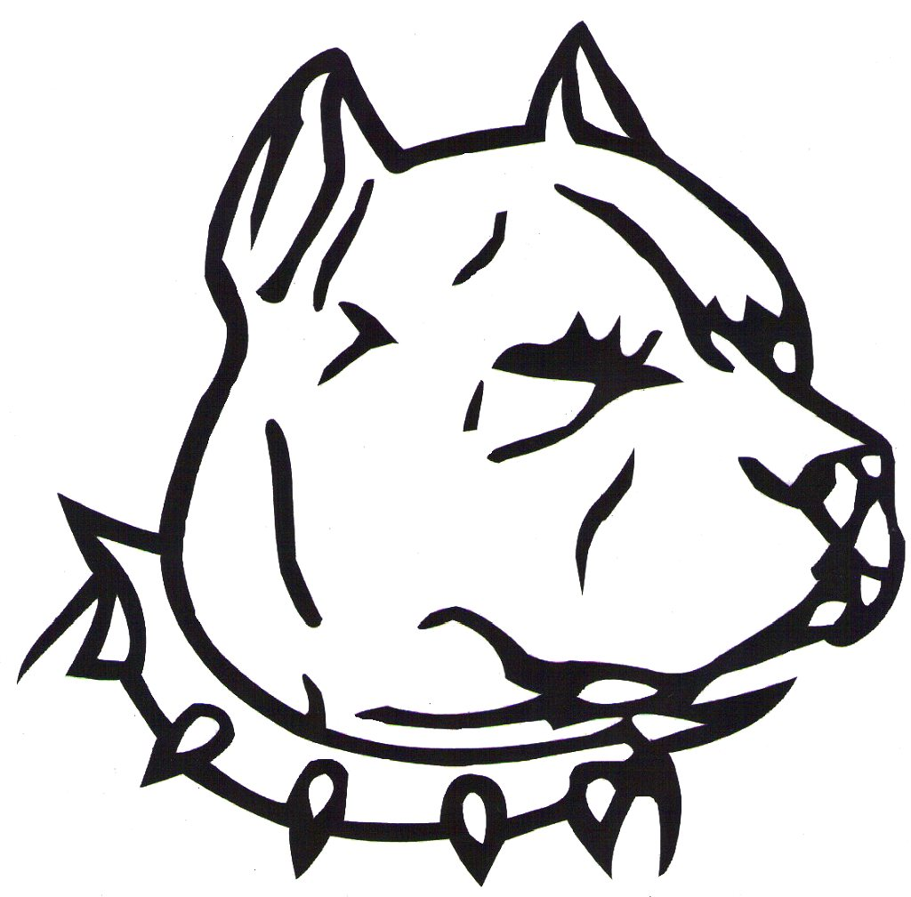 Pit Bull Clipart Cliparts Co