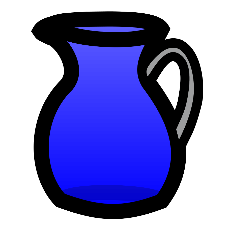 Pitcher cliparts
