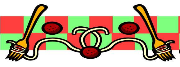 Pix For Church Dinner Clip Art. Spaghetti ...