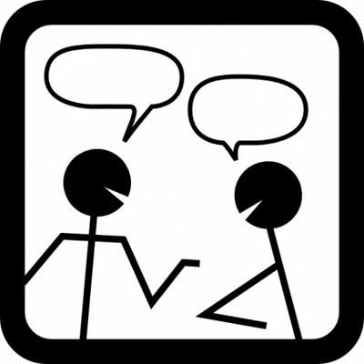 Pix For Clip Art People Talking
