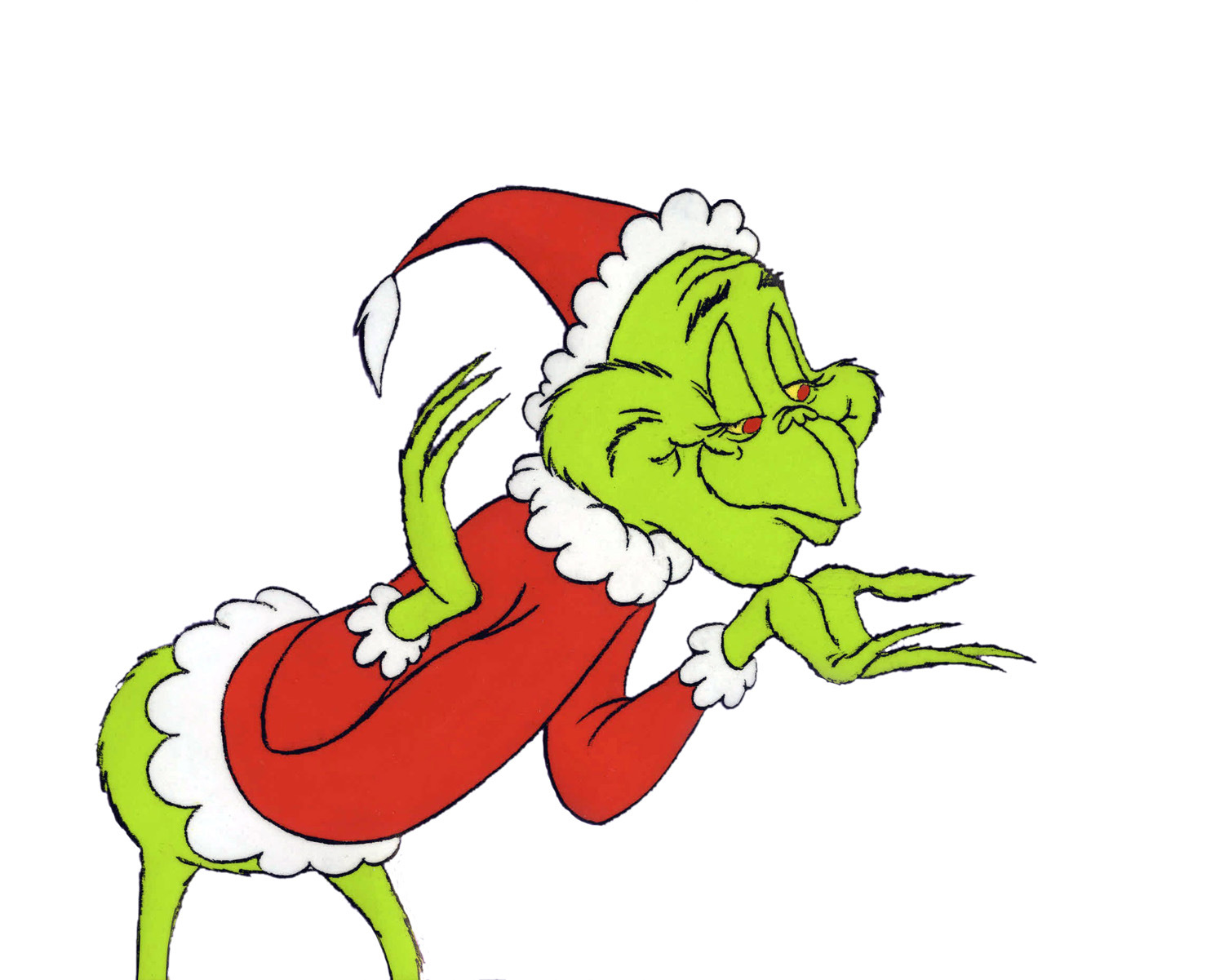 Pix For u0026gt; The Grinch Who Stole Christmas Book Characters