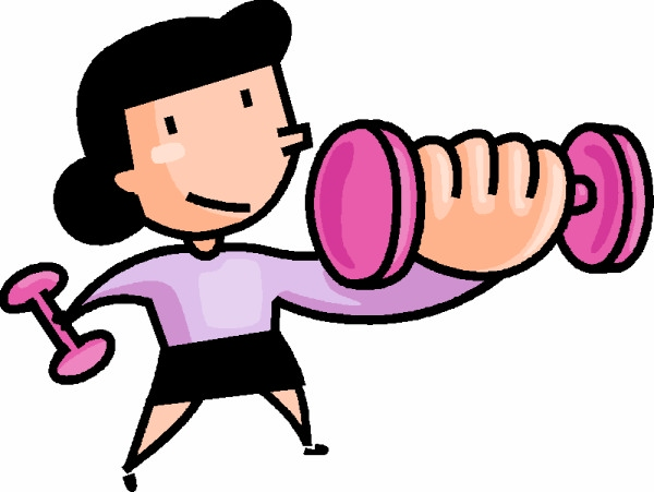 Pix For Gym Workout Clipart
