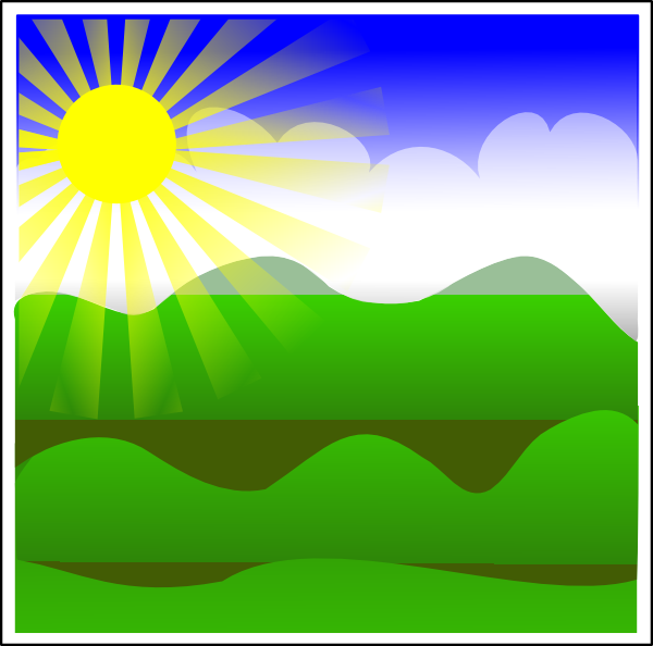 Pix For Sunny Day Clipart