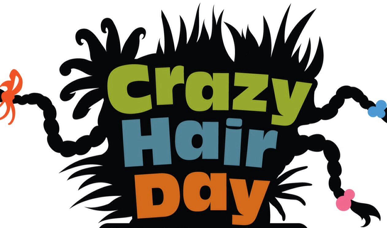 Pix For Wacky Hair Day Clip Art