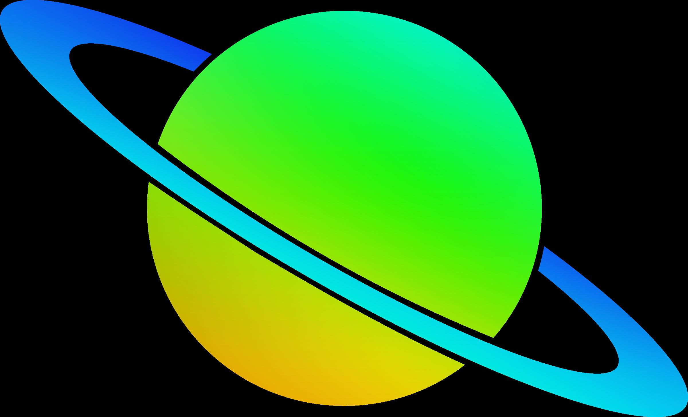 Planet clipart clipartall 2