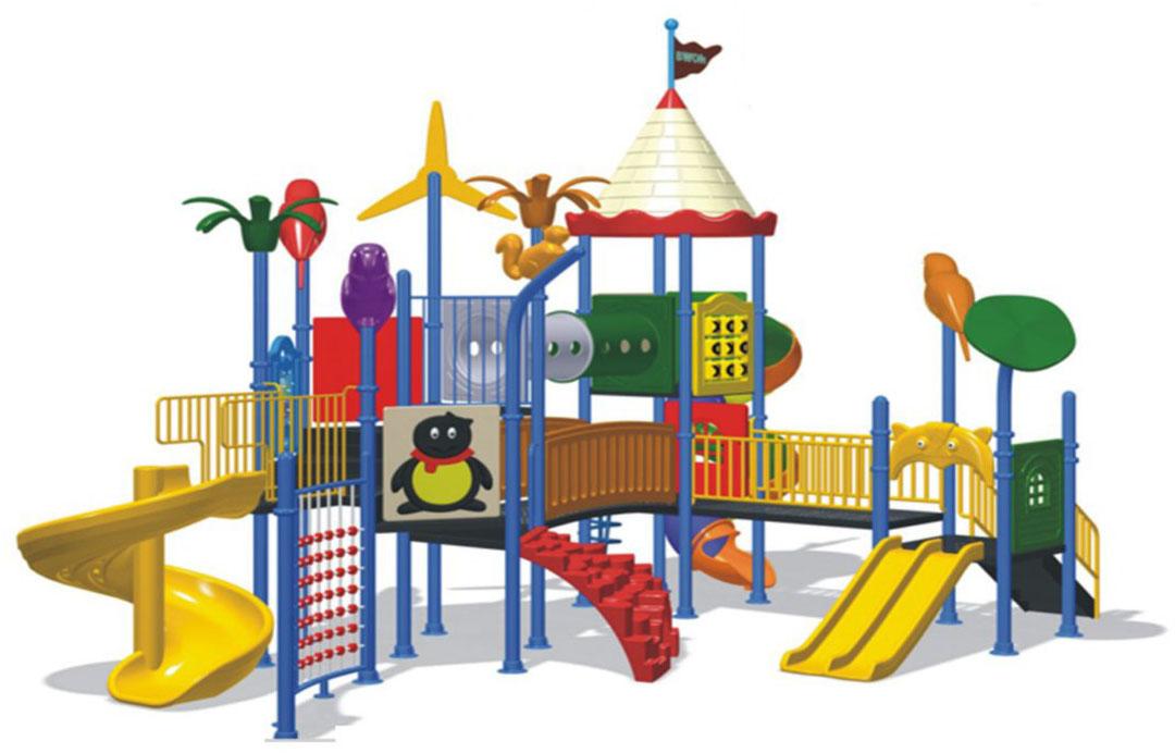 Playground Clipart #7441