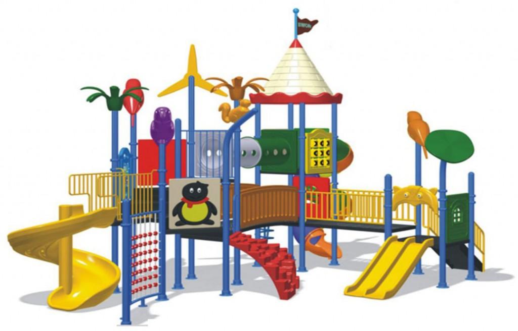 Playground Equipment Clip Art ..