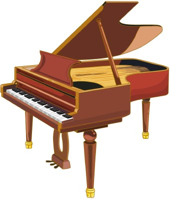 Playing Piano Clipart Clipart Panda Free Clipart Images