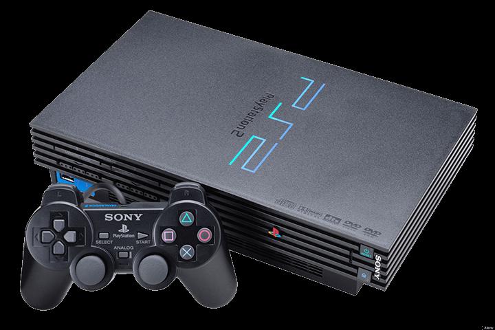 Playstation 2 Clipart sony