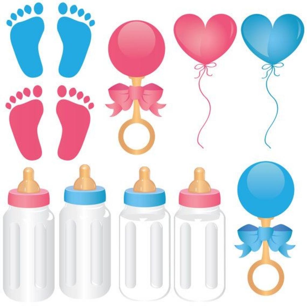 PNG Baby Stuff Clip Art ..