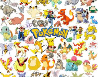 Pokemon Clipart-Clipartlook.com-340