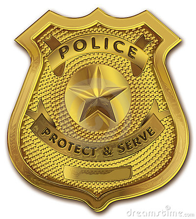 police badge - Clip Art ... Police Stock Illustrations .