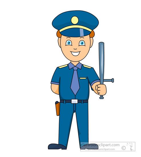 Police clip art for kids free .