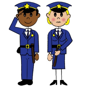 police clipart. policeman clipart