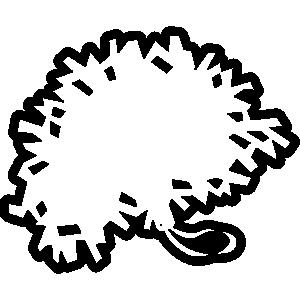 ... Pom poms clip art - ClipartFox ...