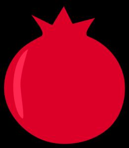 Clipart Pomegranate Clipart