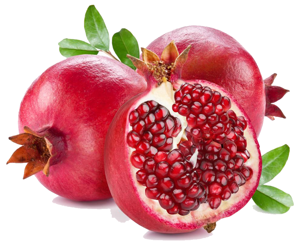Pomegranate PNG Clipart