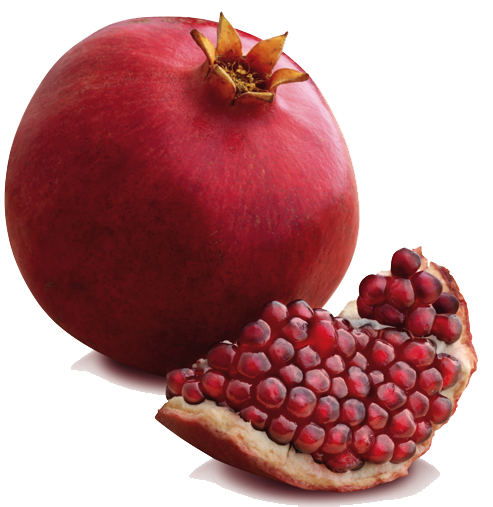 Pomegranate PNG Transparent Image