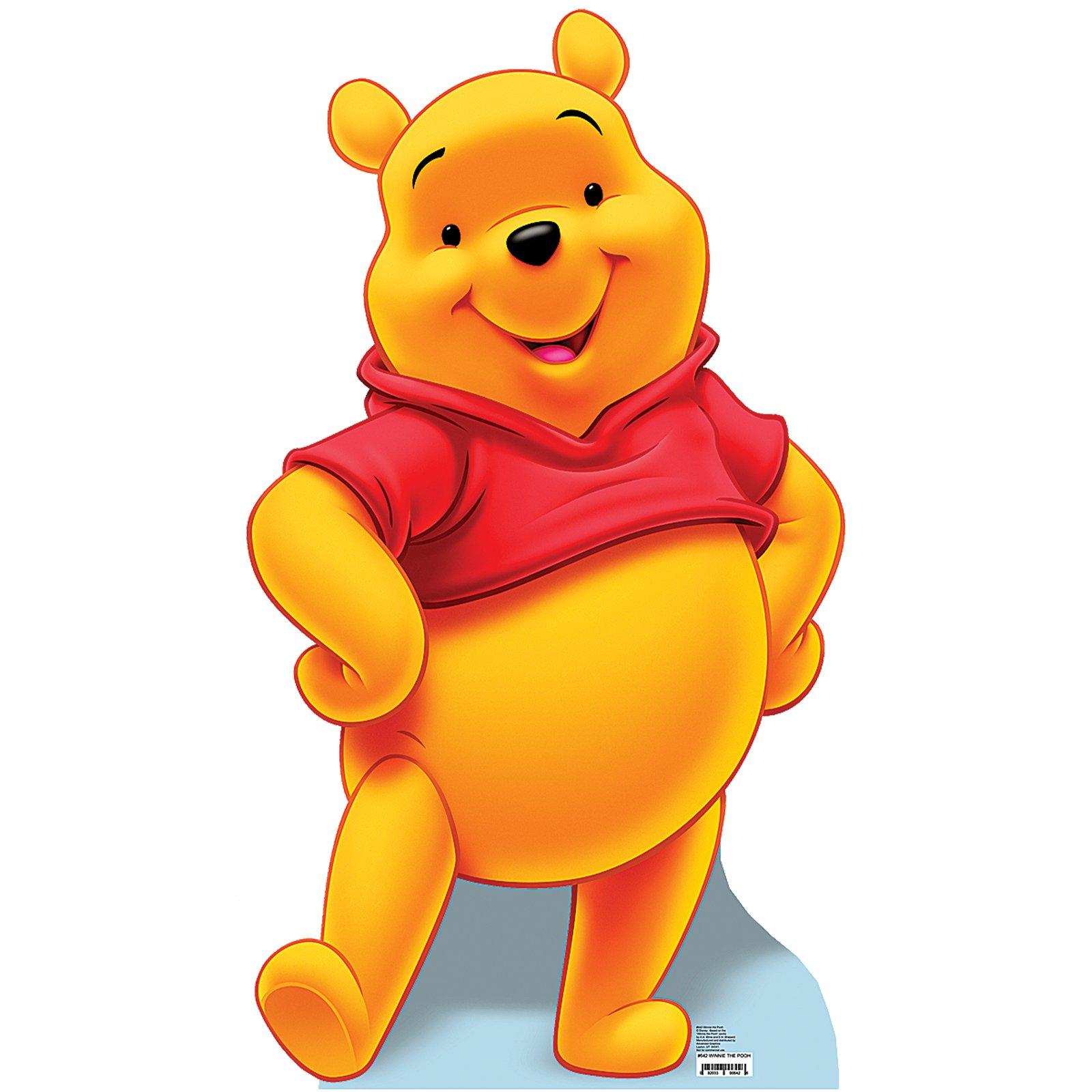 Pooh Bear, Winnie the Pooh.
