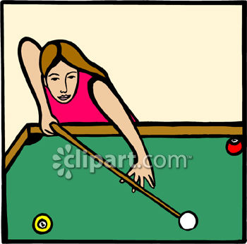 Pool Game Clipart-Clipartlook.com-350