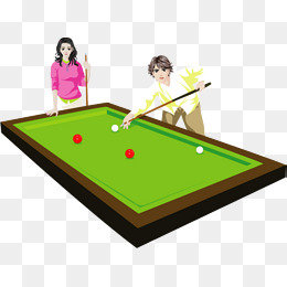 billiards game, Club, Table, Entertainment PNG Image and Clipart