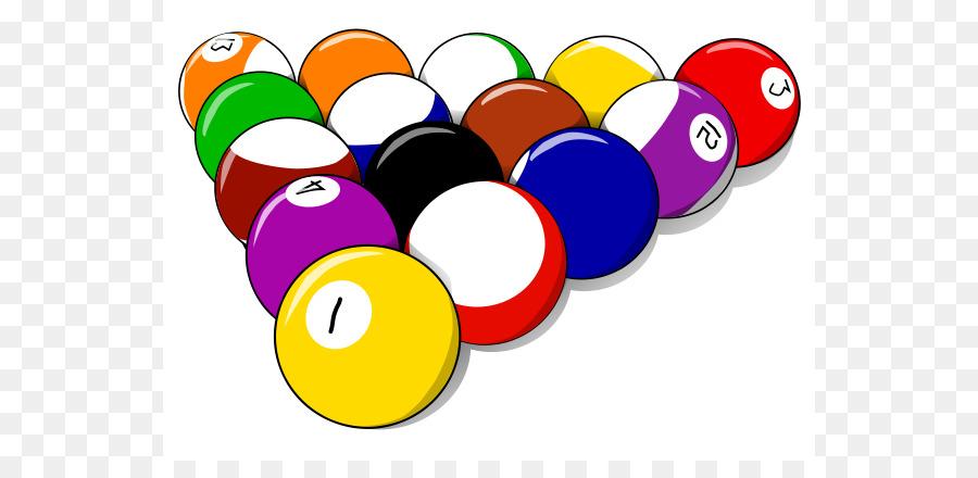 Pool Billiards Billiard Balls Rack Clip art - Game Equipment Cliparts