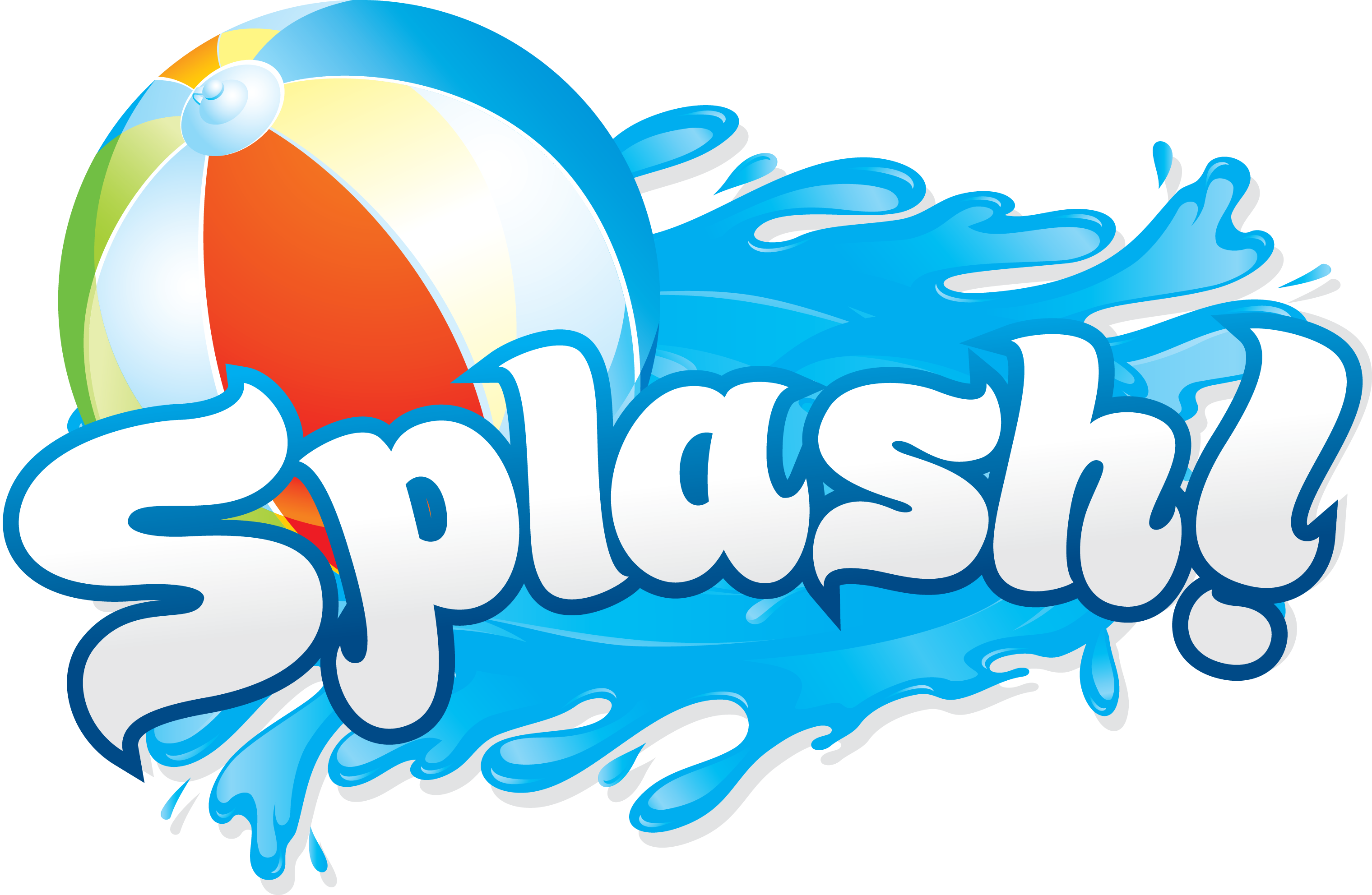 ... Pool Party Clipart - clipartall ...