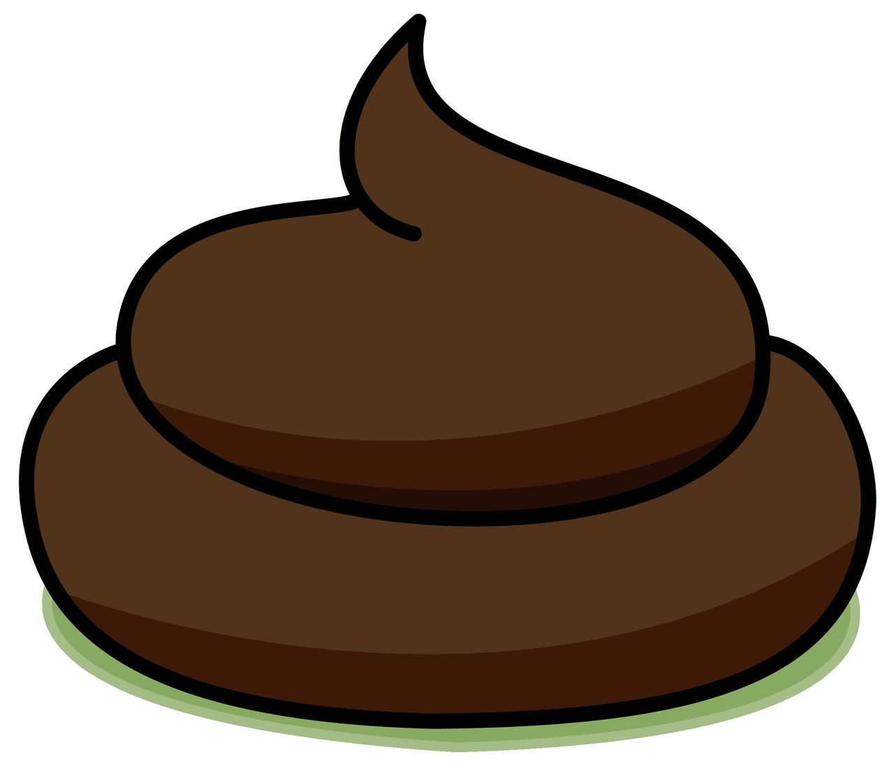 Poop cartoon poo clipart