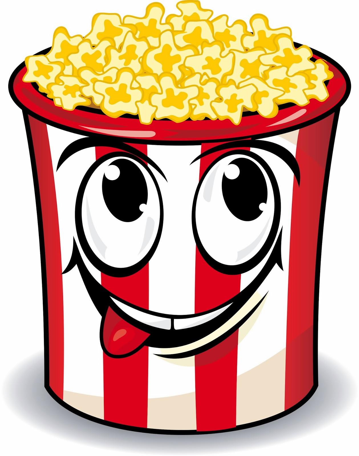 Popcorn clipart free clip art .