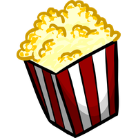 Popcorn Transparent Image PNG Image
