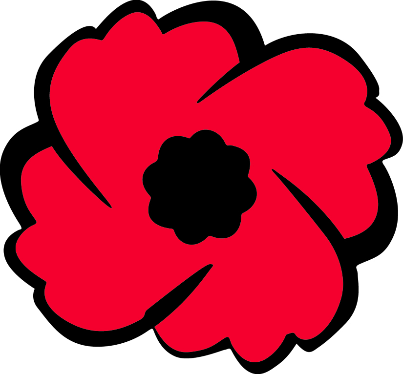 Poppy clipart canadian #2