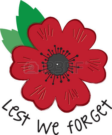Poppy clipart remembrance day poppy #6
