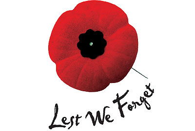 Remembrance Day Poppy Template
