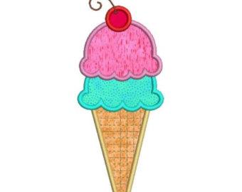 Popular items for ice cream cone on Etsy. Ice Cream Cone Clipart ...