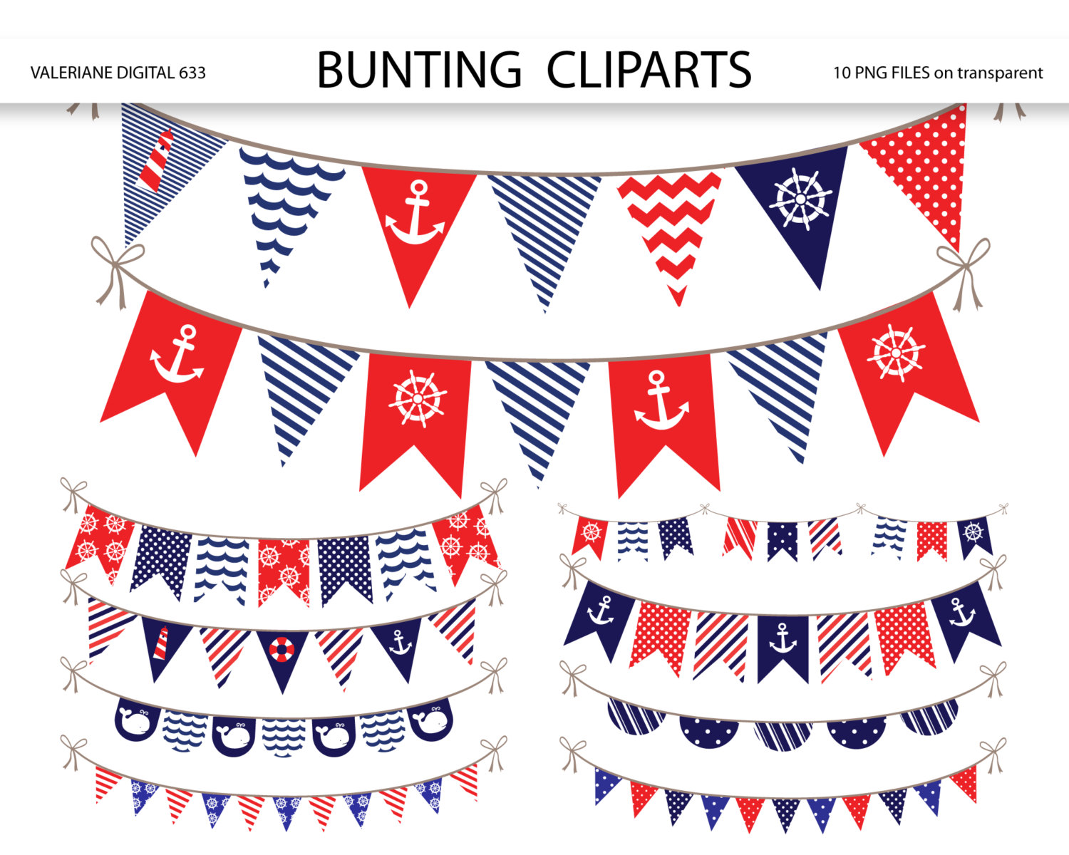 Popular items for nautical clipart