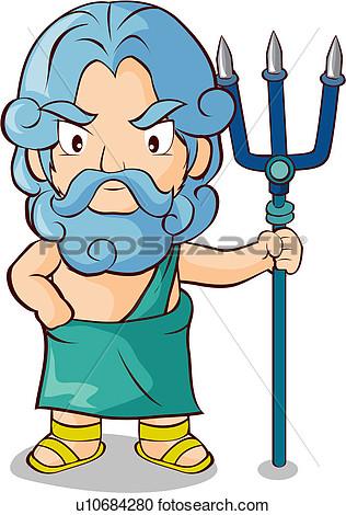 poseidon, myth, god, greek .